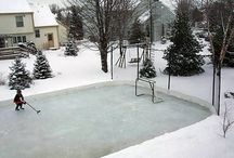 Backyard Ice Rinks / by NiceRink.com