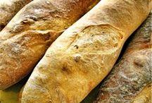 Bread, Bread, beautiful Bread! / Bread - savory, sweet, I'll take it all!