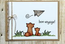 LawnFawn Plane And Simple