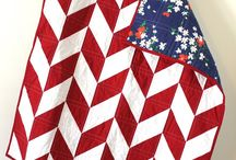 Quilts: Herringbone / by Angie Davis