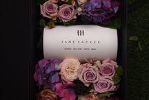 Flower box / flower wrap