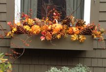 Beautiful autumn sills / Take these original inspirations!