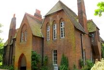 Vackra hus och miljöer