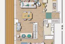 Apartamento decoração
