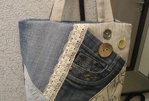 dantelli çanta