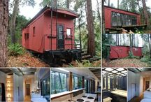 Alternate Housing ideas / Small living - loving it. But honestly: hard to achieve for a hoarder like me ...