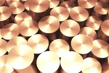 Copper Round Bars Product