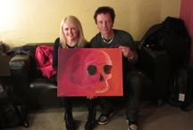 Billy Morrison Art / Dedicated to Original Creations from Billy Morrison.  EXCLUSIVE to Pinktiger.com