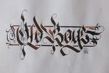 Calligraphys i like