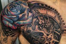 tattoos david