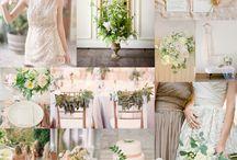 WEDDING BETWEEN OLIVE TREES