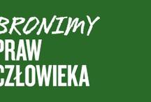 Bronimy praw człowieka / by The Body Shop Polska