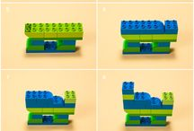 Basic Lego designs