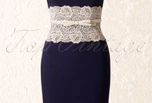 dress for the wedding / by Emily Mallette
