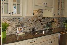 House Ideas - Kitchen / by Stef C