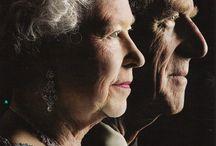 gezichten koningshuizen
