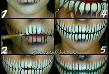 Teeth Make Up
