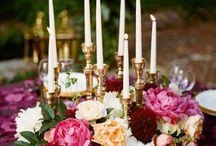 Wedding Center Piece Ideas