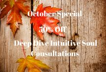 PROMOTIONS, SPECIAL OFFERS, NEW PROGRAMS, etc / Monthly Special Offers, Discounts on Services, Opportunities to get in on New Programs... and more affordable pricing.