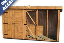 Animal Housing / Dog kennels, hen houses, rabbit hutches etc,