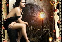 Aneska Autumn / Gif