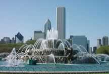 Travel : Chicago / Sights to see, restaurants to try and things to do with kids / by Jen