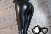 Latex & Leather