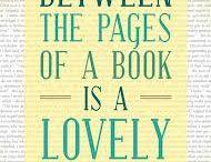 Libros / Un día sin leer algo de un libro es un día triste para mí.