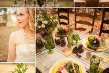 Herfst bruiloft/autumn wedding
