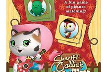 Disney Jr Sheriff Callie Games