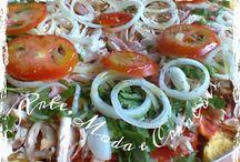Receitas Criativas / Receitas de culinária deliciosas, nutritivas, saborosas e muito criativas, confira!!