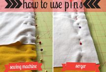 Sewing / Needlework an ting