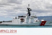U.S. Coast Guard / Since 1790 the Coast Guard has safeguarded our Nation's maritime interests and environment around the world.