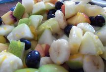 Food: Sides: Fruit Salads
