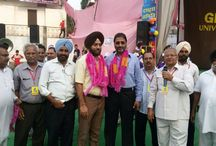 Dussehra Committee / Dussehra Committee- Phagwara invited S. Gurdeep Sihra , Pro-Chancellor, GNA University to inaugurate the Dussehra Celebrations at Phagwara. Alongwith S.Gurdeep Sihra , Mr. Surinder SIngh Sodhi- IG, Railway Police and Mr. Ravinder Singh Raghotra graced the occasion.