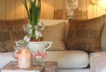 POTTERY BARN INSPIRED HOME