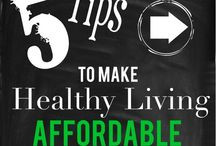 Healthy Living / How to live a healthy lifestyle