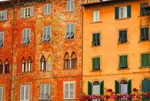 road trip Tuscany