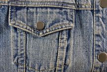 Denim Western Wear / It's not just about the jeans...it's one of our favorite western fabrics!