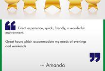 Patient Reviews - Calgary