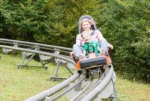 Sommerrodelbahn / Die Sommerrodelbahn Eifelcoaster im Eifelpark Gondorf #alpinecoaster #sommerrodelbahn #deutschland