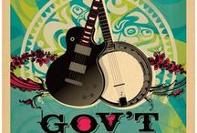 Gov't Mule Posters / by PosterScene.com