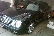 Mercedez Benz CLK 320 Th. 2000
