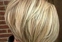 Penteados e cortes