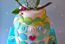 Children's birthday cakes / Cakes / by Rhian Higgins
