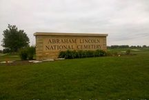 Illinois Cemeteries Visited / Looking for a cemetery in Illinois? Go to www.cemeteryregistry.us