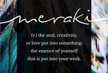 Quotes / Meraki's instagram images