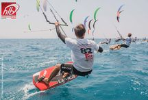 Kitesurf / immagini per appassionati di sport velici