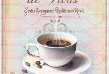 tea, cafe, chocolate....
