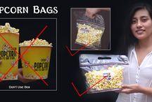 Australia Popcorn Bags